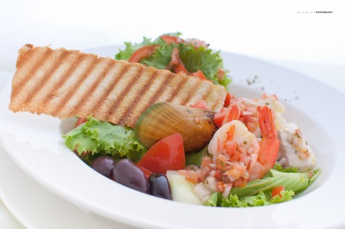 Shrimp Salade