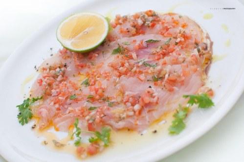 Marlin Fumé Salade