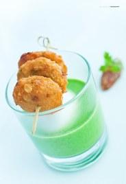 Dessert - Gato Piment & Mint yoghurt
