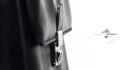 Briefcase Close up