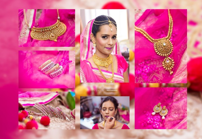 Bindiya #BRIDE