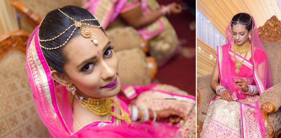 Bindiya the stunning #bride #thebride