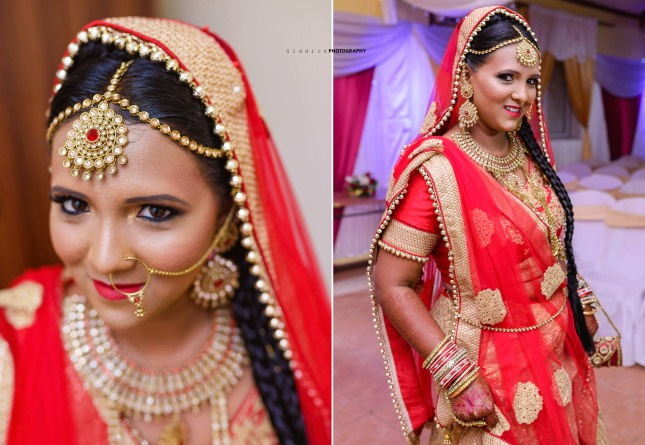 The energetic #bride Reshma